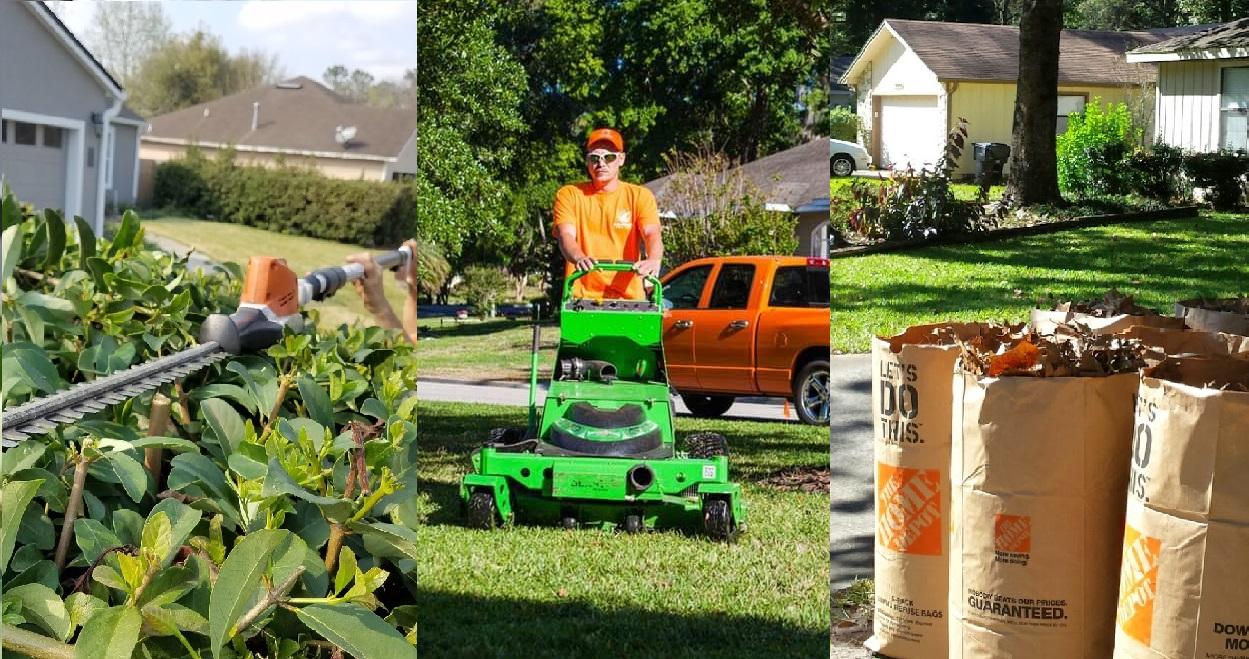 yard service gainesville florida