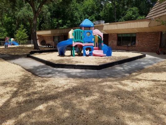 play ground mulch gainesville fl