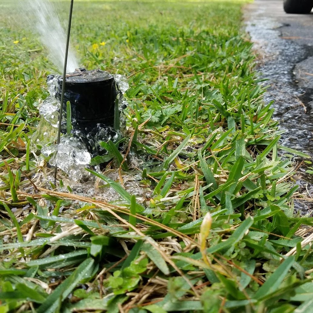 Sprinkler repair service gainesville fl