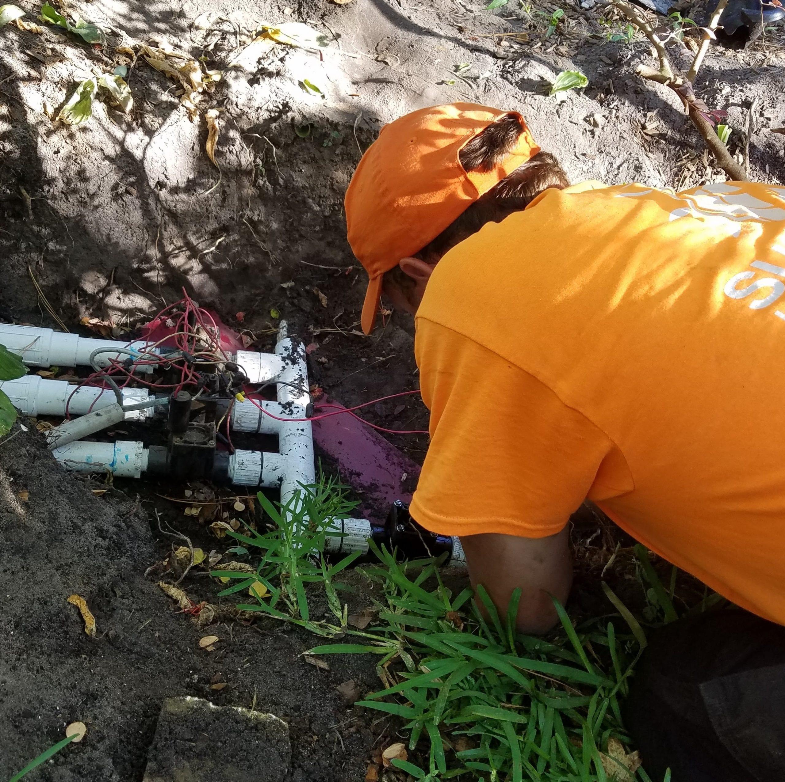 sprinkler repair gainesville fl