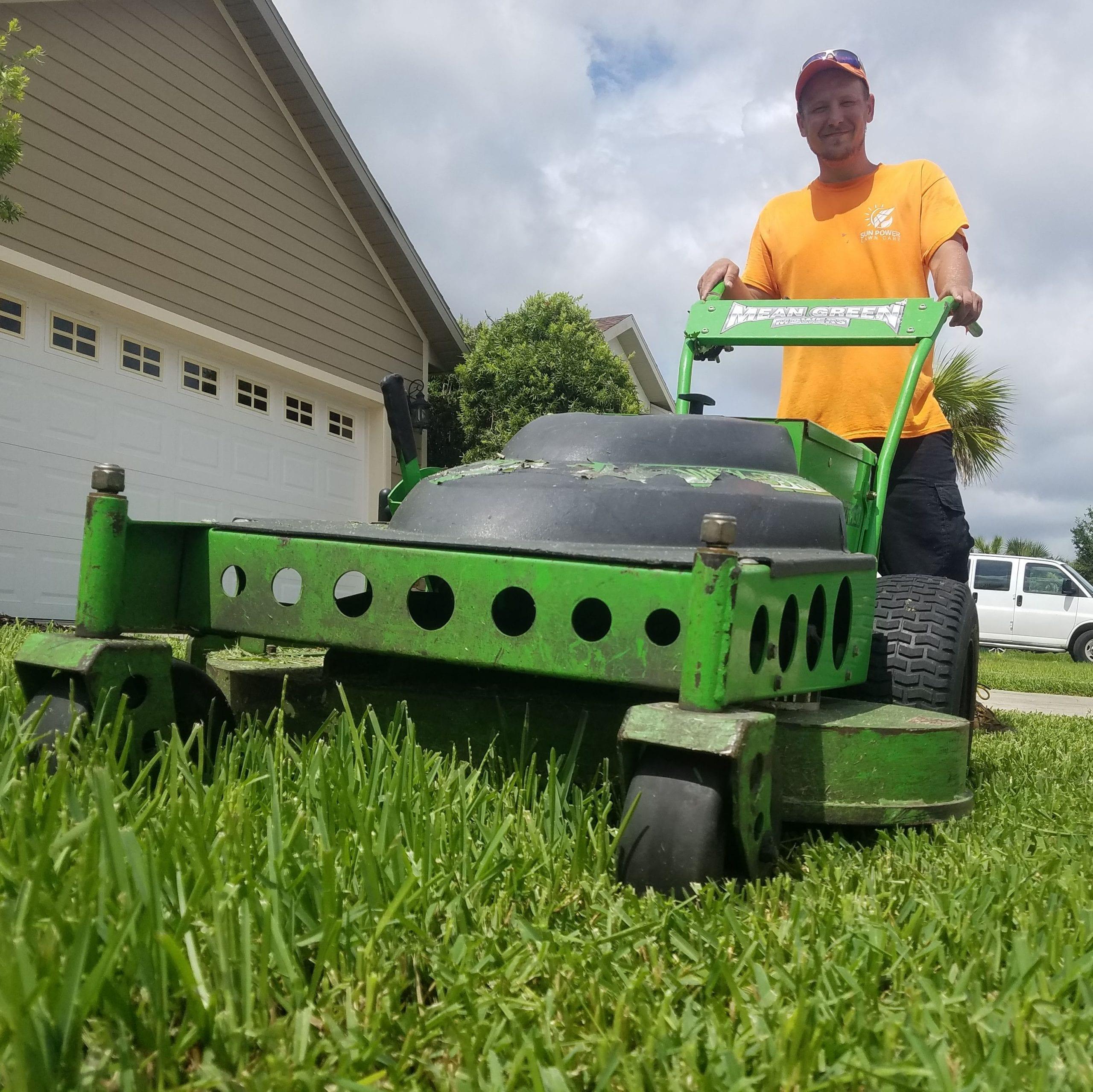 lawn care gainesville fl