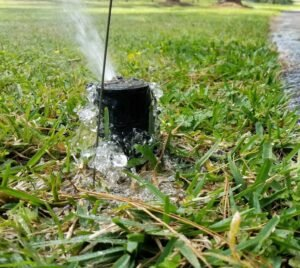 7 Photos of Gainesville Lawns that Prove Sprinkler Maintenance Is No Joke