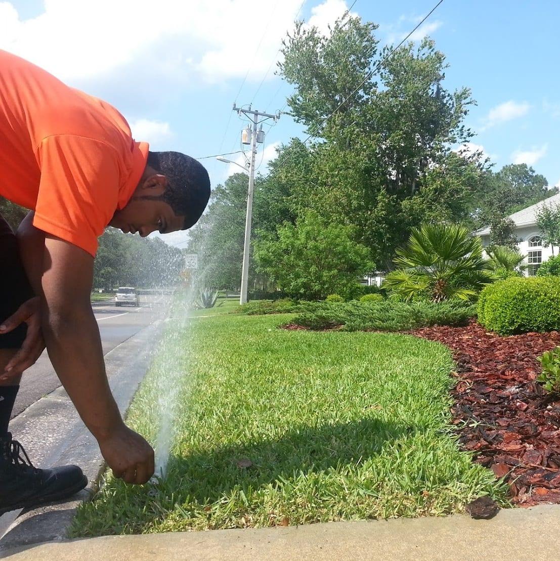 sprinkler check gainesville fl