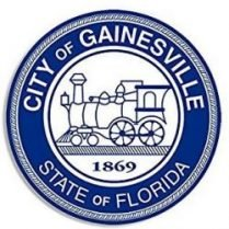 City ofGainesville Logo
