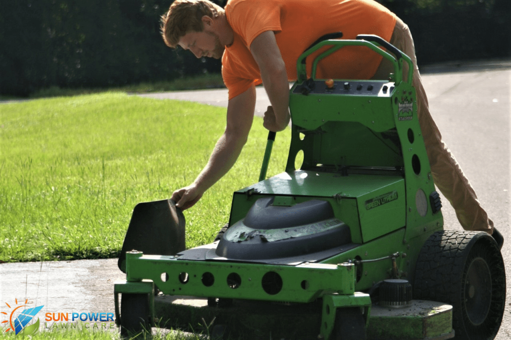 How electric mowing services are revolutionizing the lawn industry