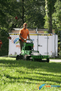 cut your grass high and often to keep it healthy