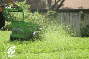mowing height matters electric mower
